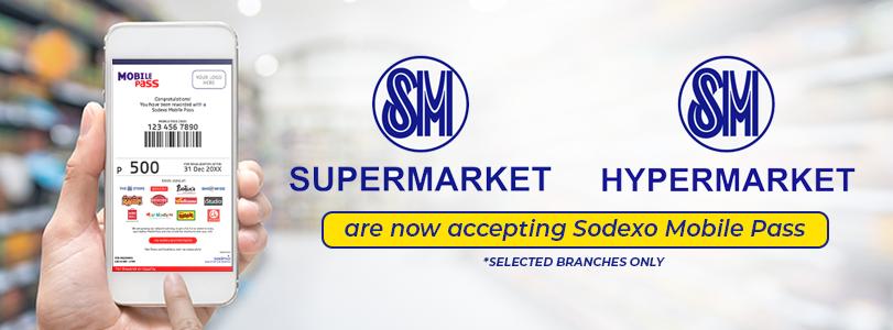 Sodexo Sm Supermarket Sodexo Merchant